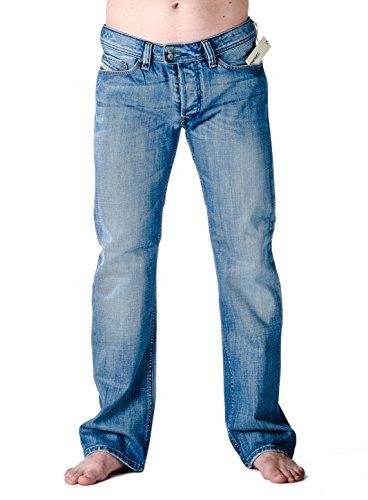 Diesel Viker-R-Box Herren Jeans 008AT Waschung, Grösse:29/32
