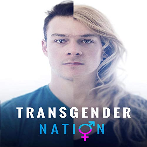 Transgender Nation audiobook cover art