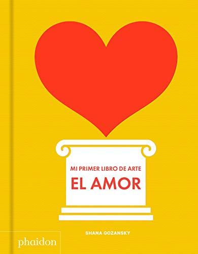 Mi libro de arte amor (CHILDRENS BOOKS)