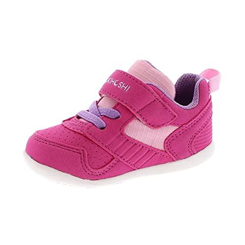 TSUKIHOSHI Kids Baby Girl's Racer (Infant/Toddler) Fuchsia/Pink 6.5 M US Toddler