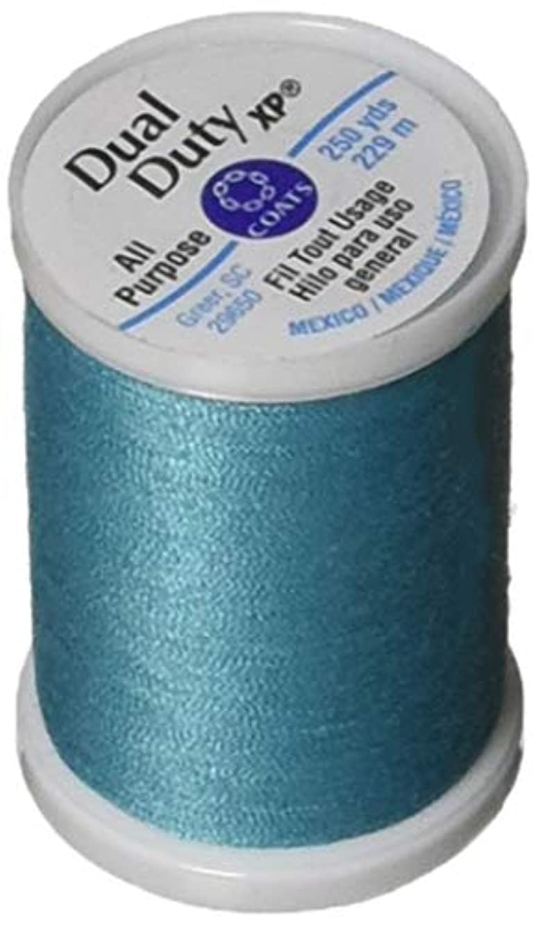 Coats: Thread & Zippers S910-5280 Dual Duty XP General Purpose Thread, 250-Yard, Parrot Blue