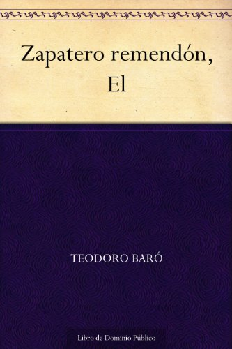 Zapatero remendón, El