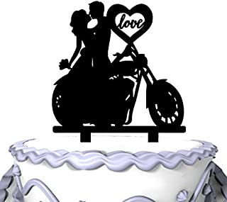 Best motorcycle wedding topper Reviews