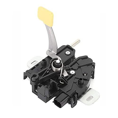 PENGFA Wshao Store Bloqueo de capó de Capucha Lock Bloque de Captura 1490198 7S7A-16700-BF Apto para Ford Mondeo MK4 2007-2014 Apto para Mondeo CA2 2007- (Color : 1490198)