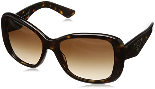Prada Women's 0PR 32PS Havana/Brown Gradient