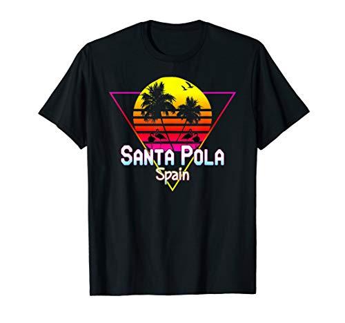 Santa Pola Alicante Spainien Flamingo T-shirt T-Shirt
