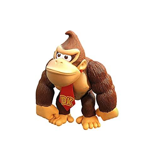 POQU Game Periphery Super Mario Donkey Kong Figure 12Cm,PVC Action Figure Model