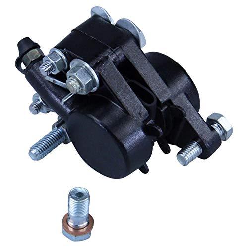 Zündapp Bremssattel für KS50 KS80 Typ 530 Bremszange Bremsarmatur inkl. Hohlschraube
