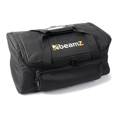 Beamz atp-16Koffer Hülle Weich, stapelbar (Maße 41x 36x 25,5cm, Transportcase für Audio- oder DJ Reißverschluss)–Schwarz 48 x 27 x 25 cm