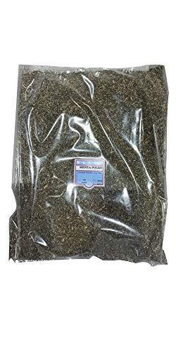 SABOREATE Y CAFE THE FLAVOUR SHOP Infusion Natural De Plantas Menta Poleo En Hoja Hegra A Granel Digestiva Adelgazante 1kg