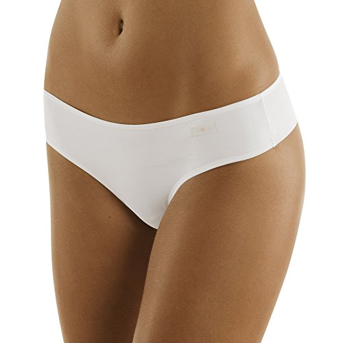 Lovable 910163 Invisible, Bianco, 3/M Donna