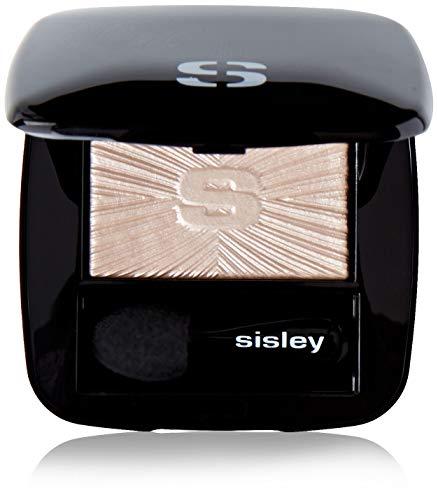 Sisley Unisex Sombra DE OJOS Silky Sand Phyto-Ombre AUGENSCHATTEN 13 SEIDENSAND 1UN, Negro, Standard