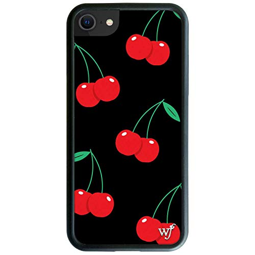 Wildflower Limited Edition Cases for iPhone 6, 7, 8 or SE (Cherry Pop)