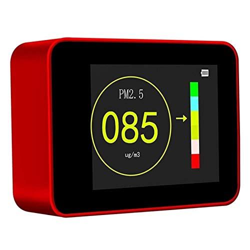 LILIS Carbon Monoxide Meter Luftqualitätsdetektorlaser PM2.5-Detektoren Monitor SMART Sensor ENEMALYYERZER AIRQUALITY Tester TRANTIVER Tester Für Wohnwagen