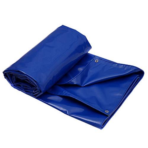 Bâches de protection Tissu imperméable à l'eau de Tissu de Sun Pare-Soleil épaississant la Pluie de Protection Solaire de PVC et bâche Anti-Chiffon de bâche de ventproof Trois