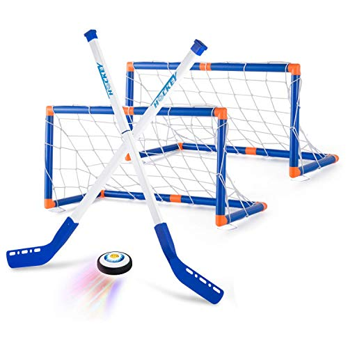 AMOYEE Air Power Hover Hockey Se...