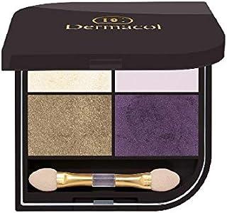 Quatro eyeshadow | Dermacol (No 4)