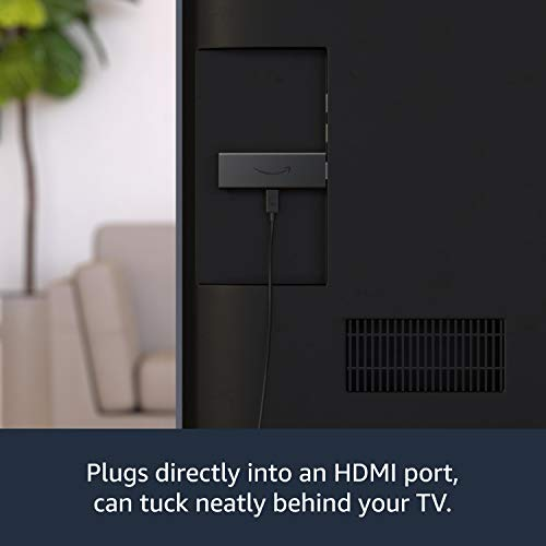 Fire TV Stick with Alexa Voice Remote (includes TV controls) | HD streaming device