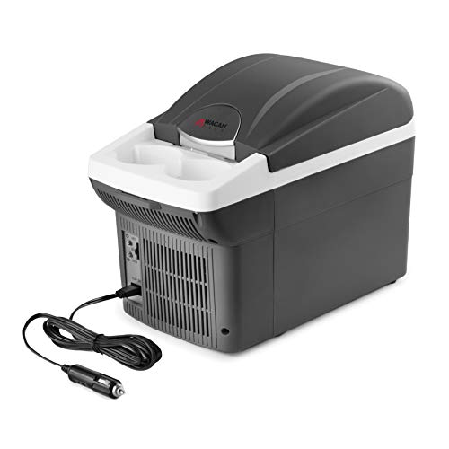 Wagan EL6206 - 6 Quart 12V Portable Electric Cooler/Warmer for Car, Truck, SUV, RV,...