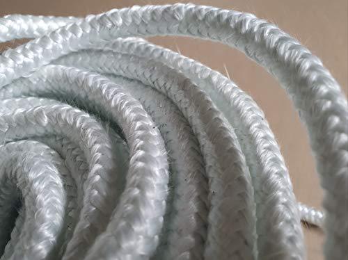 Dichtschnur Kamin- Ofen- Dichtung 18 mm 2 M + 1 Kleber