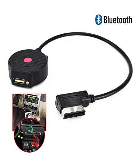 JetStar Compatibel voor draadloze Bluetooth AMI MMI 3G Muziek Interface USB Adapter voor Audi A1 A3 A4L A6 A6L A7 A8L Q3