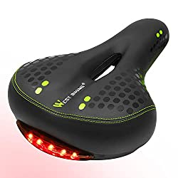 West Biking Bike Seat Bicycle Saddle