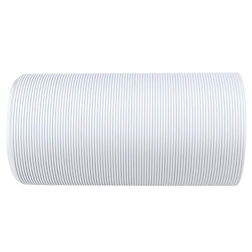 Air Conditioner Hose, Prolonged Conditioner Exhaust Hose 15 * 150cm Pp and Wire Made Friction Loss