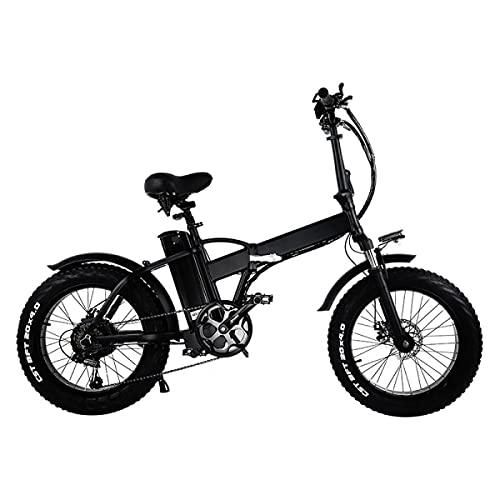 QMYYHZX Bicicleta Eléctrica 20 Pulgadas Plegable Bicicleta Eléctrica Asistida Bicicleta Eléctrica E-Bike...