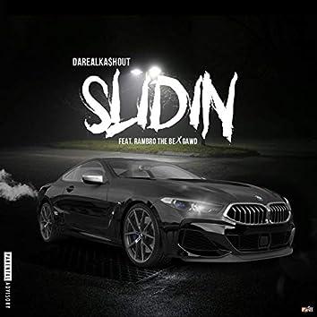 Slidin' (feat. Rambro the Bexgawd)