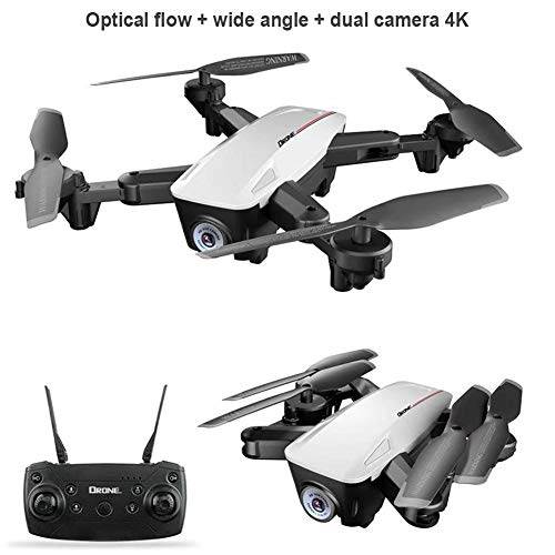 Drone D58, Quadricottero RC Pieghevole, Mini Drone con Telecamera WiFi HD FPV Quadricottero RC Telecomando RTF Quarcopter per Ragazzi Ragazze con Altitude Hold, One Key Start, Regolazione velocità