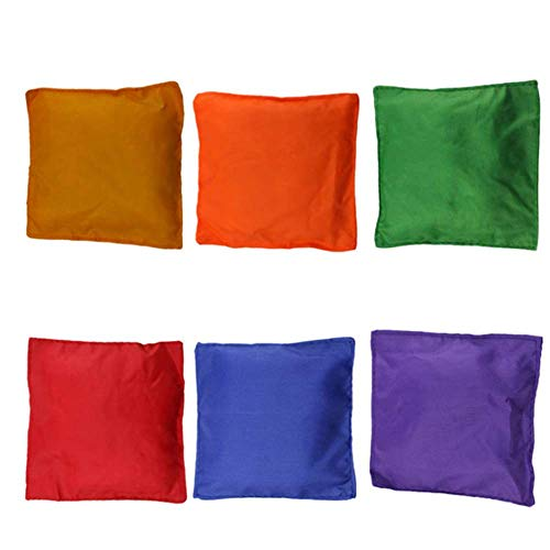 M.Q.L. 12 Pack Bean Bag Tossing Game for Throwing