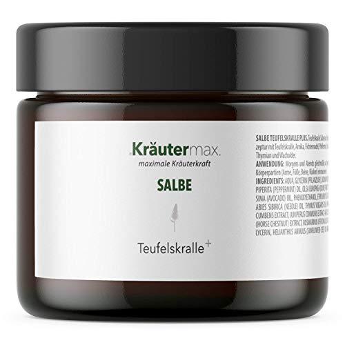 Teufelskralle Salbe Hochdosiert Balsam Creme Extrakt 3 x 100 ml