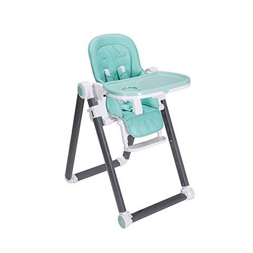 YWSZJ Chaise de Salle à Manger for Enfants - Chaise Haute avec Chaise Haute à Plateau pivotant, Chaise for Tout-Petit et rehausseur