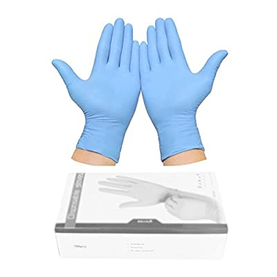 JAMOR Nitrile One Time Gloves Safety Sterile Gloves Anti Piercing