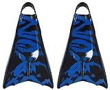 Pé de Pato Kpaloa Tritão Tubarão Tigre Azul Bodysurf e Bodyboarding (M)