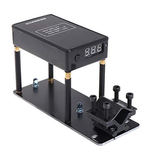 BJH Probador de Velocidad de Disparo 16-37 mm Medidor de Velocidad de Boca Herramienta de medición de velocimetría