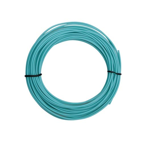 PLA 3D-Drucker Filament 1.75mm 5m Kunststoff-Gummi-Druckmaterial for 3D-Drucker Pen Filament 20 Farben PLA Filament 3D Pen Filament Refills (Color : Blue)