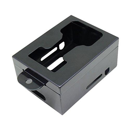 1 Stück Wasserfeste Wildkamera Schutzbox, Anti-Diebstahl und Anti-Tier Kasten für Trail Überwachungskamera