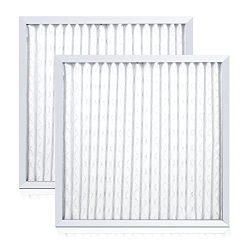 BASEAIRE MERV-10 Filter Replacement Set for AirWerx 100X 120X Commerical Dehumidifier (PACK OF 2)