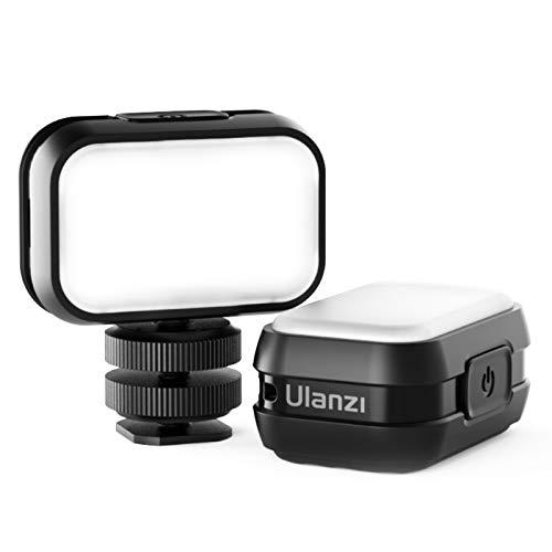 Lampada video Ulanzi VL28 mini LED con batteria da 300 mAh e 4 livelli di luminosità, piccola luce video Vlog per smartphone   fotocamera   Osmo Pocke   DSLR   iPhone   Gopro