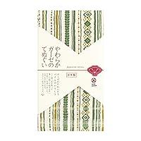 日繊商工 japanese style 桐一葉 てぬぐい JS-5079