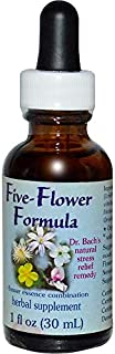 Flower Essence Services (FES) Five-Flower Formula