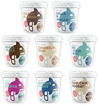 The Crave Pack   Killer Creamery I Keto Approved Ice Cream I C8 MCT Oil From Coconut I Zero Added Sugar I All Natural I 8 Pints