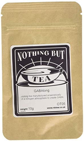 Nothing but Tea GABALong Oolong Tea Sample Pouch, 10 g
