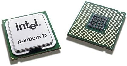 Intel Pentium D 820 2,8 GHz procesador FSB800 2 x 1 MB de caché S775 con Ventilador EM64 tecnología BTX estándar