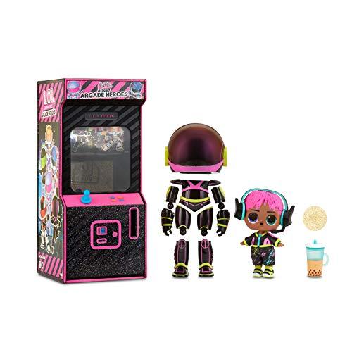 L.O.L. Surprise! Boys - Arcade Heroes Asst in Sidekick