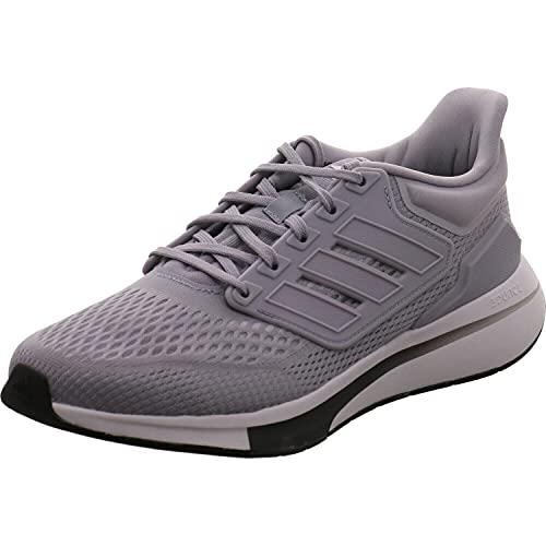 adidas EQ21 Run, Zapatillas de Running Hombre, PLAHAL/PLAHAL/TOQGRI, 43 1/3 EU