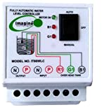 imagine technologies Fully Automatic Water Level Controller and indicator with 3 Sensor
