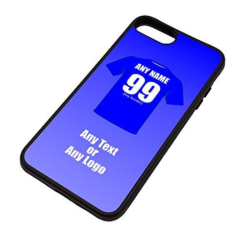 Funda para iPhone 7/8 de Oldham Athletic (color de diseño de fútbol) – Funda única de TPU para Apple – The Latics Club