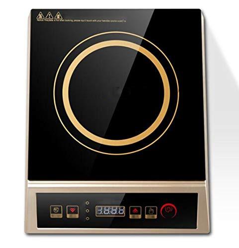 XGHW Cocina de inducción Placa de inducción portátil Placa Caliente 3500w Estufa...